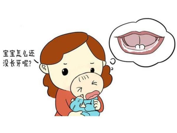 宝宝长牙时发烧该怎么处理?——柳州牙卫士